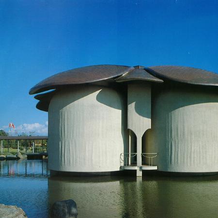 天寿園 瞑想館